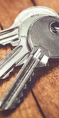 Remise des clés ou réception