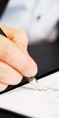 Signature de votre contrat